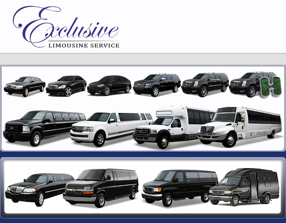Exclusive Toronto Limousine Service Gta Exclusive Transportation